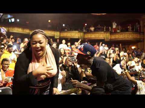 Detroit Roast Session W/ DC Young Fly, Karlous Miller And Chico Bean
