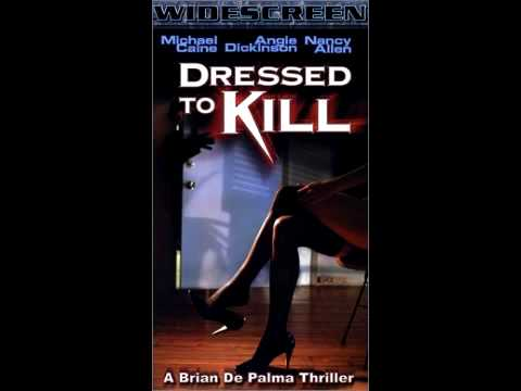 Pino Donaggio - Dressed to Kill (1980) main title theme