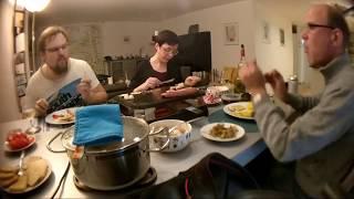 OhraRadio 2017 Osa 20: 1/1/2018 01:37 Raclettegrilli + uudenvuoden ilotulituksia