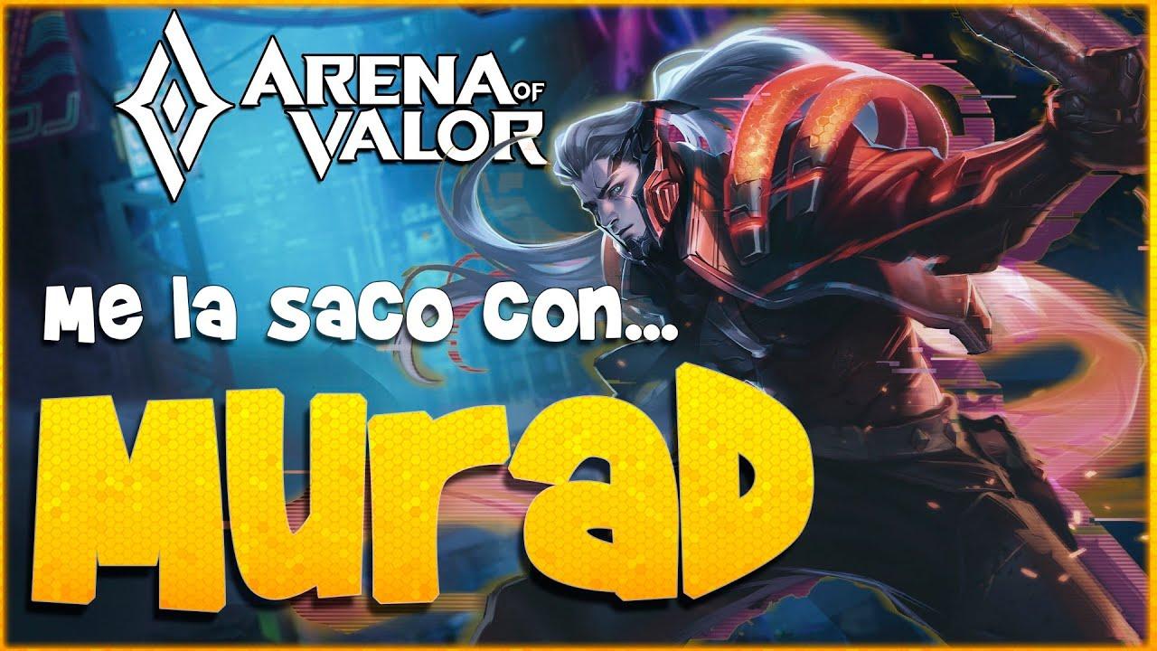 arena of valor#murad gameplay - YouTube