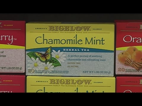 Nancy Dell: Does chamomile tea really help an upset stomach?
