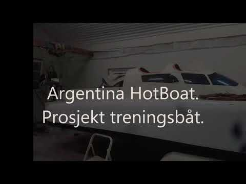 Argentina HotBoat Offshore Vikings