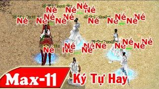 Clip HD Viết ký Tự Hay, Độc - Võ lâm 2 - Võ Lâm 1
