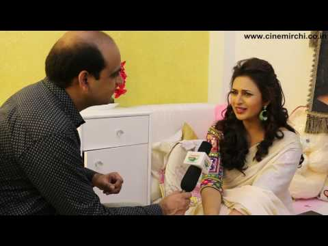 Exclusive Interview of Actress Divyanka Tripathi with Chanderkant Sharma
