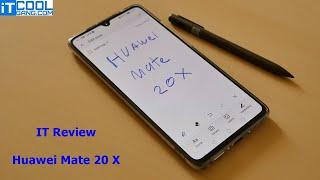 IT Review Clip : ลองใช้ Huawei Mate 20 X จอใหญ่อลังการ เล่นเกมมันส์ เสียงดัง