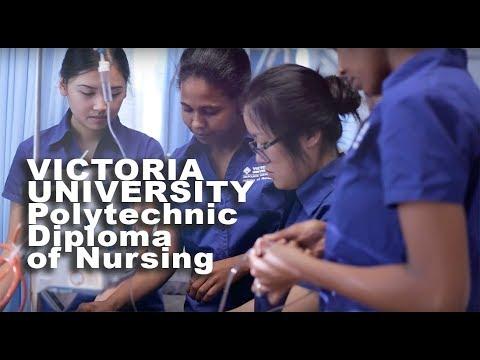 VU Polytechnic - Diploma of Nursing