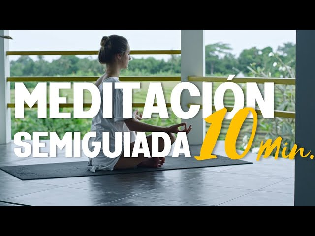 Meditación Guiada 10 Minutos Minfulness Para Dormir Mañana Principiantes Ansiedad Sanación Youtube