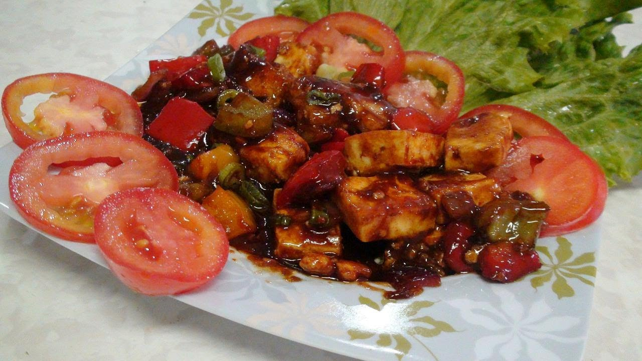 Bhavna S Kitchen Chilli Paneer