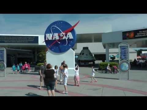 NASA Kennedy Space Center, Cape Canaveral, Florida