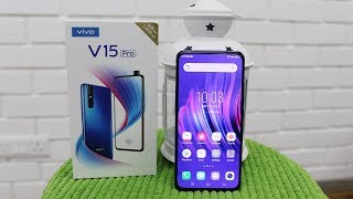 Vivo V15 Pro Review Videos
