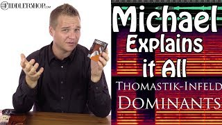 Michael Explains it All - Thomastik Dominant Violin Strings