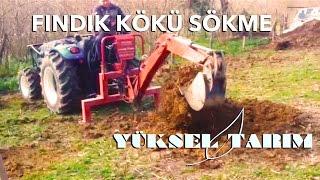Mini Kök Sökme Beko Arka Kazıcı Mini Kazici Kepçe / Yüksel Tarım Manisa thumbnail
