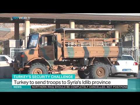 Turkey parliament to vote on Syria deployment