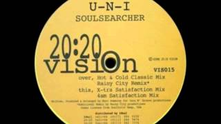 Soulsearcher - U.N.I.(Hot & Cold Classic Mix) [20:20 VISION - VIS 015]