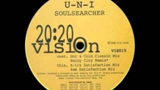 Soulsearcher - U.N.I.(Hot & Cold Classic Mix) [20:20 VISION - VIS 015]