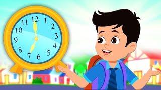 Chunnu Jaage Hindi Poem | Hindi Nursery Rhymes | Hindi Rhymes | Subah Savere Chunnu Jage In Hindi