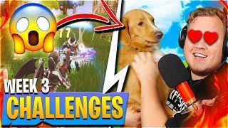ALT FOR MANGE CHALLENGES! *WEEK 3*