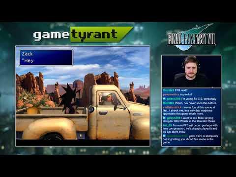Final Fantasy VII | Full Playthrough & Analysis (Part 14: Underwater Reactor, Diamond Weapon)