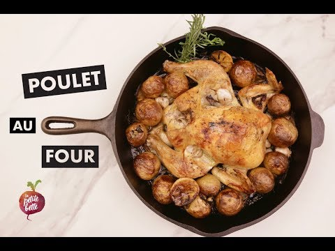 🍗poulet-rÔti-🍗-chéri-cuit-son-premier-poulet-au-four!-🍗-tuto-la-petite-bette