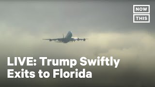 President Trump Arrives in Florida | LIVE | NowThis