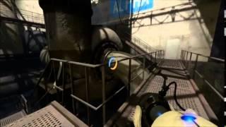 Lets play Portal 2 Part 12 Ganz tief unten