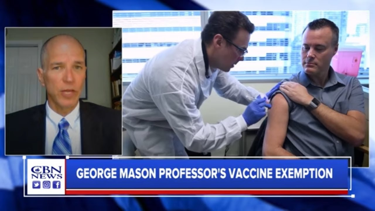 'Natural Immunity' Lawsuit Over COVID-19 Vaccine Mandate Ends in Surprising Result
