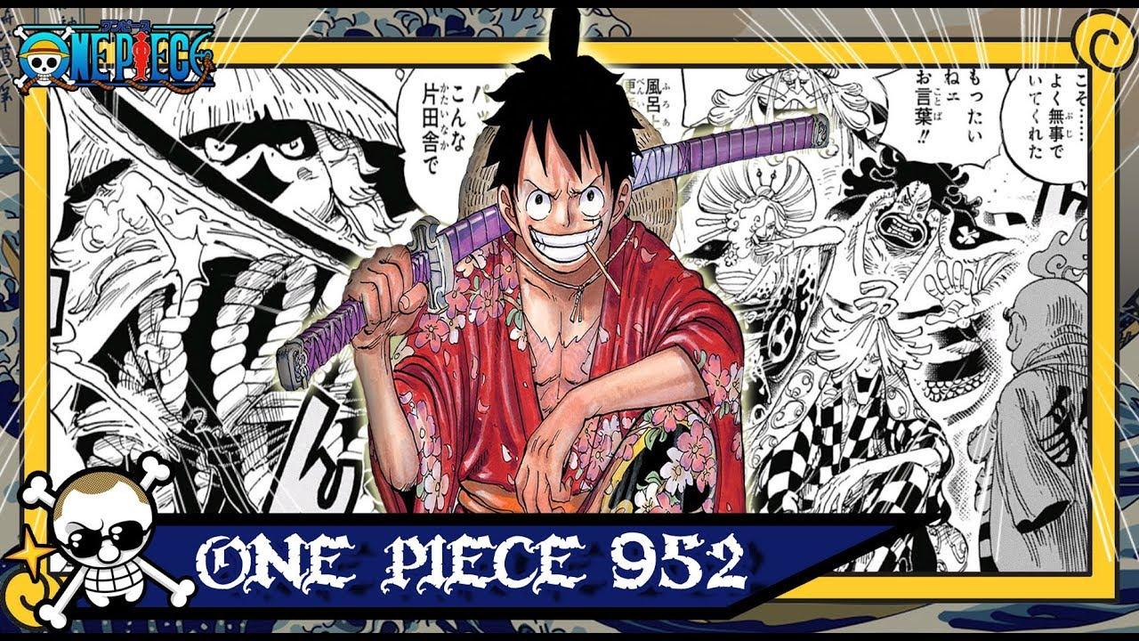 One piece chapter 952 dibuka di ringo zoro berhasil mengalahkan gyukimaru namun sayangnya proses pertarungan mereka. One Piece 952 O Kappa E A Yakuza Review Youtube