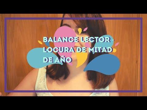 Sara Lee -  Mid Year Freakout Booktag - Balance lector mitad de año