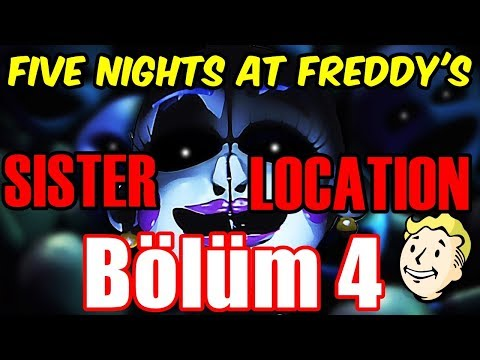 Türkçe - Five Nights at Freddy's - Sister Location - İnceleme ve Teoriler - BÖLÜM 4 #RubinQuik thumbnail