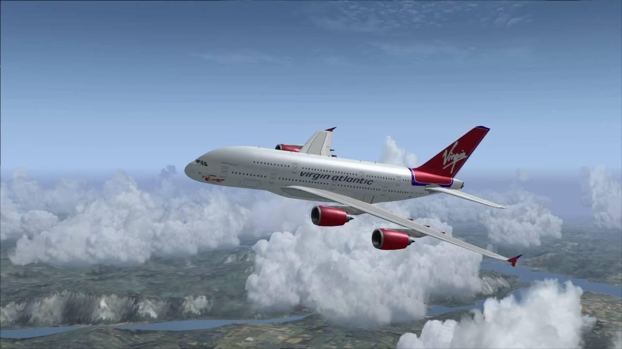 simMarket: AFS-DESIGN - AIRBUS A380 FAMILY V2 P3D
