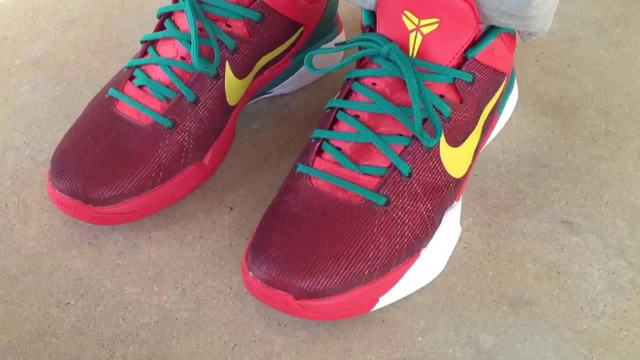 475b9544e1ae Nike Zoom Kobe 7 VII Supreme X