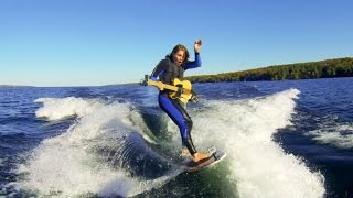 GoPro: Wake Surf Guitar