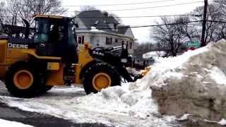 Video still for Arlington, Ma Snow Removal