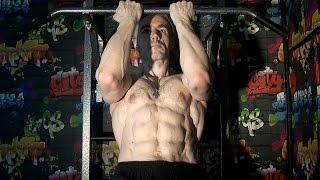 Как накачать все тело своим весом | Упражнения на все мышцы