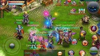 [WP Legend of King] 1v1 Top Players Fight.   Korn's Blizzard VS. KofElf's Marksman