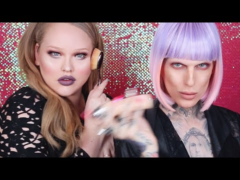 Thumbnail: FIVE MINUTE MAKEUP CHALLENGE ft. Jeffree Star