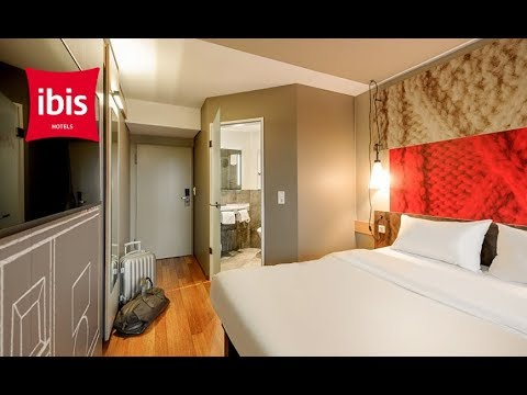 Discover Ibis Munich Messe • Germany • Vibrant Hotels • Ibis