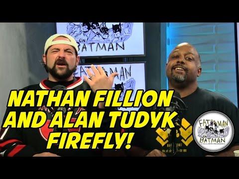 NATHAN FILLION AND ALAN TUDYK FIREFLY!