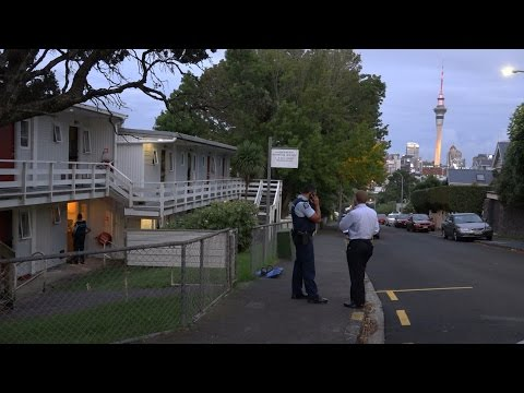 2 people stabbed in Freeman's Bay