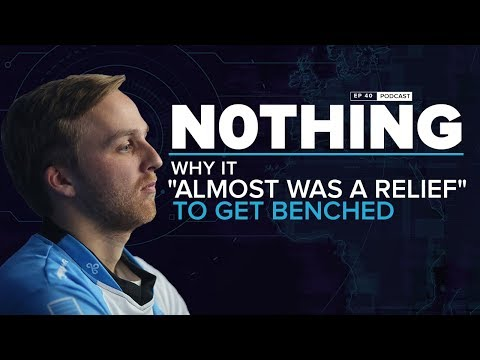 n0thing on life after Cloud9, the first time he met swag and why C9 needed a sports psychologist