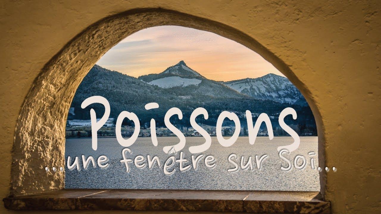 POISSONS ~ Fenêtre sur Soi