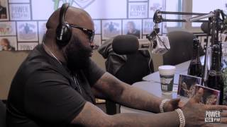 Rick Ross Talks Hood Billionaire, Jay Z, Standards in His Music