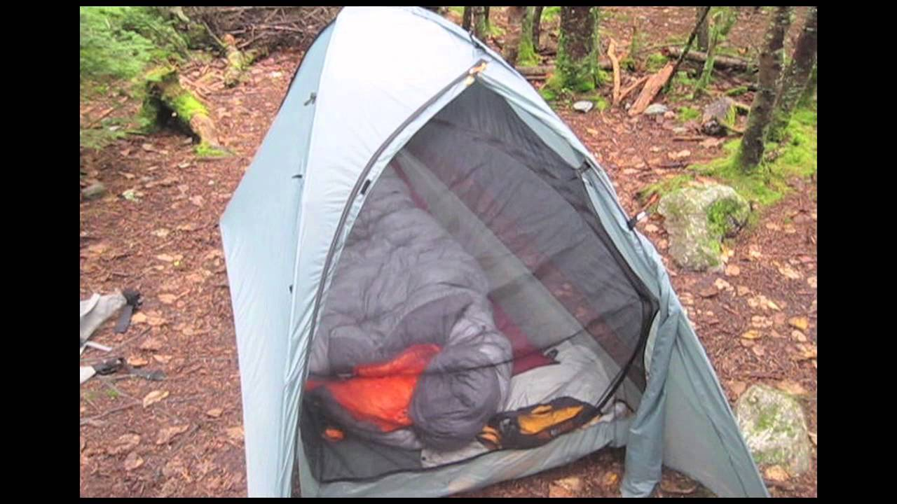Backpacker Gear Review Big Sky Soul Tent Youtube