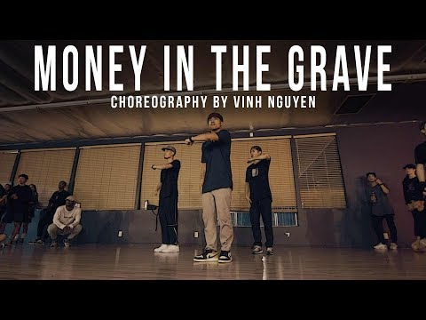 """Drake """"Money In The Grave"""" Choreography By Vinh Nguyen"""
