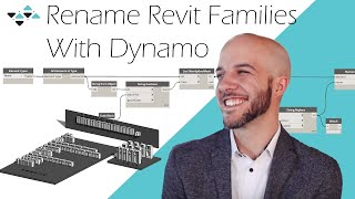 Rename Revit Families With Dynamo
