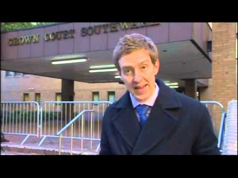 London: Race-charge PC Alex MacFarlane says suspect 'used race slur' (BBC1 London coverage)