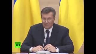 Янукович vs Сев Кав tv