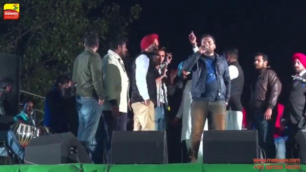 KULBIR JHINJER || LIVE PERFORMANCE || RANWAN (Fathehgarh Sahib)