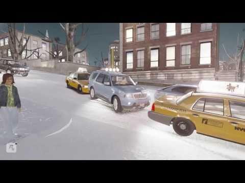 GTA IV Traffic Crashes Vol.2