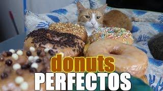 HAGO DONUTS PERFECTOS